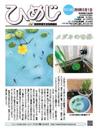 ニュースひめじ6月号を発行しました!